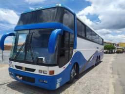 Ônibus Busscar jum bus 380 motor volvo b10m