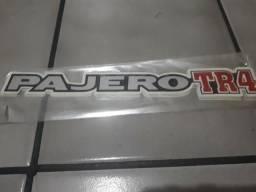 Logotipo / Emblema / Adesivo para Pajero TR4