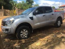Ford ranger xls 2.5 flex manual 4x2 - 2013