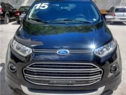 Ford Ecosport 1.6 freestyle 16v flex 4p manual - 2015