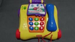 Telefone musical Fisher Price