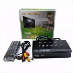 Conversor Digital TV (Leia a Descrição)