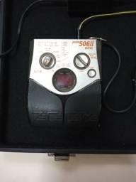 Pedaleira Zoom 506 Bass comprar usado  Hortolândia