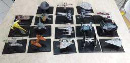 Naves miniatura Star Wars Planeta Deagostini