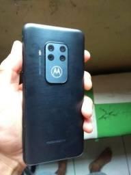 Moto One Zoom troco em Galaxy Note 8 ou outro comprar usado  Brasília