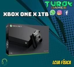 Xbox one X 1tb 4k - Loja física - Cartões 12x comprar usado  Belo Horizonte