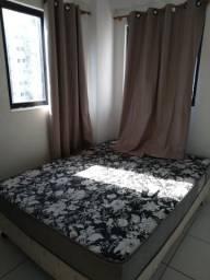 Aluga - se apartamento com móveis