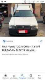 Fiat Fiorino 2009/10 - 2010