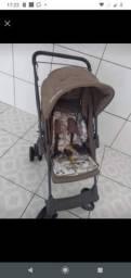 Carrinho de bebê unissex 250 aceito cartão
