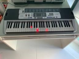 Teclado Casio LK-100 teclas iluminadas