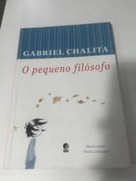 O Pequeno Filósofo, Gabriel Chalita; livro