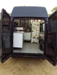 Food truck toda equipada