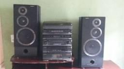 Aparelho de som e micro system