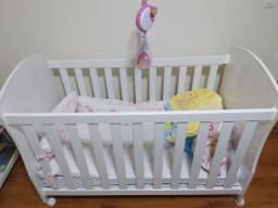 Berço regulável para bebê