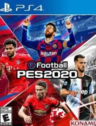 Pes 2020 Midia digital para o Seu PlayStation 4