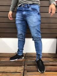 Calça jeans top - Promoção imperdível - Seja um revendedor