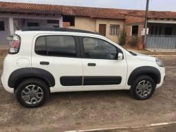 Fiat Uno Way 1.4 Ano 2016 Automático