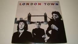 LP Disco Vinil- Paul Mc Cartney -Wings- London Town- 1978