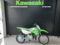 Kawasaki Klx 110 Verde 2020