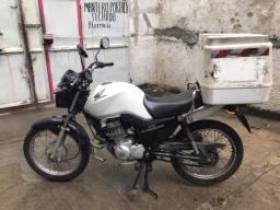 Vendo moto cg 125i cargo 2018