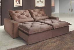 Sofa retratil e reclinavel orlando PPP616