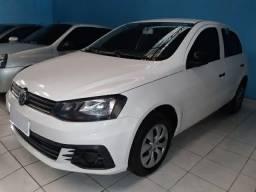 Volkswagen GOL 1.0 trendiline G7 entrada de 3.500,00