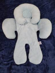 Kit de almofada e capa para bebê
