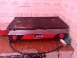 Vendo Chapa croydon elétrica