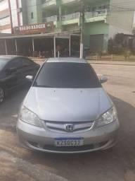 HONDA CIVIC AUTOMÁTICO COM GNV