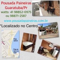 Apto mobiliado em Guaratuba Pacote Feriado dia das crianças P/ Casal