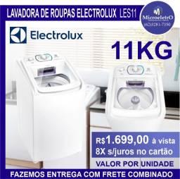 Lavadora de Roupas Electrolux 11Kg LES11 Essencial Care