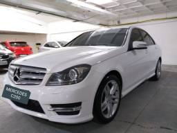 Mercedes C200 2014 1.8 TURBO, Impecável.