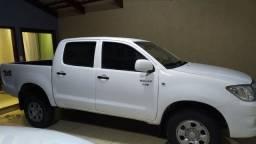 Hilux 2009, 2.5, diesel, TROCO PARCELO