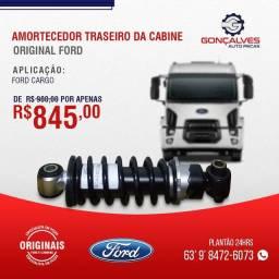 AMORTECEDOR TRASEIRO DA CABINE ORIGINAL FORD