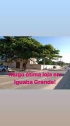 Alugo loja em Iguaba Grande!