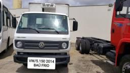 VW/5.150 2014 BAÚ FRIO BRANCO