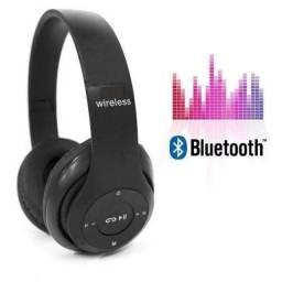 Novo! Fone Bluetooth, SD, Headphone- Entrega a Domicílio