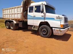 Aluguel agregar caminhão 1630 caçamba truck