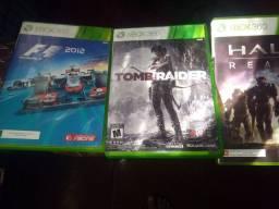 3 jogos Xbox original 360