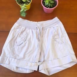 Shorts roxo