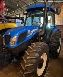 Título do anúncio: Trator New Holland TL 75E 4X4 - R$ 70.000,OO