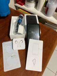 Título do anúncio: Celular Iphone 7 Preto Matte 32GB