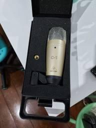 Microfone Condensador Behringer C1