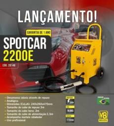 Título do anúncio: Repuxadeira Spotter 2200E  18kv ( Lançamento)