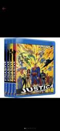 Box liga da justiça