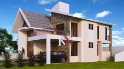 Casa de campo com 4 dormitórios à venda, 212 m² por R$ 830.000 - Bananeiras - Bananeiras/P
