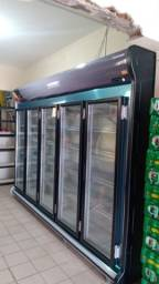 Título do anúncio: Freezer Expositor  de Auto Frios e laticínios ,