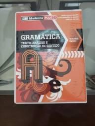 Título do anúncio: Livro Gramática Texto: Análise e Construção de Sentido