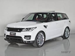 LAND ROVER RANGE ROVER 5.0 SUPERCHARGED SPORT AUTOBIOGRAPHY V8