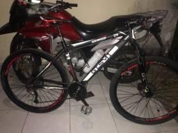 Título do anúncio: Bike aro 29 24v acera